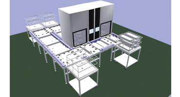 STERIS Conveyor System