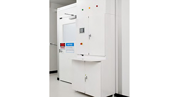 Integrated VHP cabinet, engineered for ease of operation