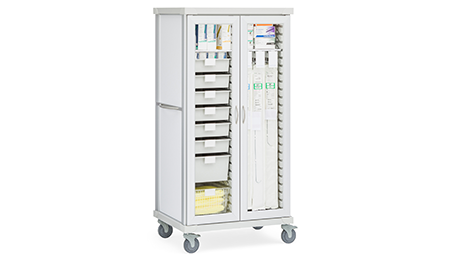 ROAM Catheter and General Storage Cart
