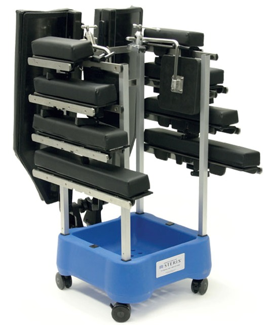 Pre-owned Surgical Table Accessories:Bariatric Accessory Storage Cart