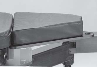 Pre-owned Surgical Table Accessories:Wedge Shaped Sacral Rest - Adult